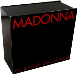 "MADONNA CD SINGLE COLLECTION - BOX SET 40 x 3"" CDs JAPAN"